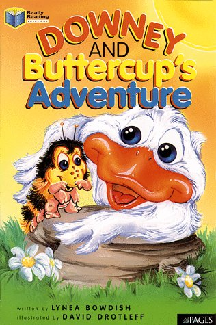 9780874068931: Downey & Buttercup's Adventure (Downey & Butterup)