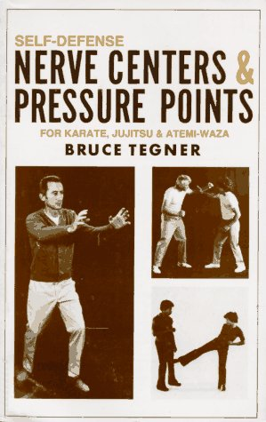 9780874070293: Self-defense Nerve Centers and Pressure Points