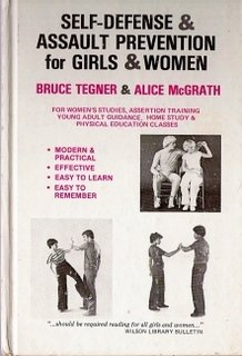 Self-defense & assault prevention for girls & women (9780874075151) by Bruce Tegner
