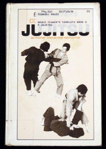 9780874075168: Bruce Tegner's Complete book of jujitsu