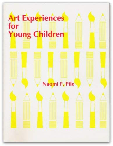 9780874114447: Art Experiences for Young Children