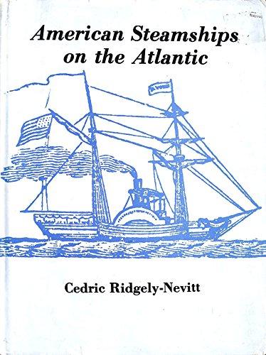 9780874131406: American Steamships on the Atlantic