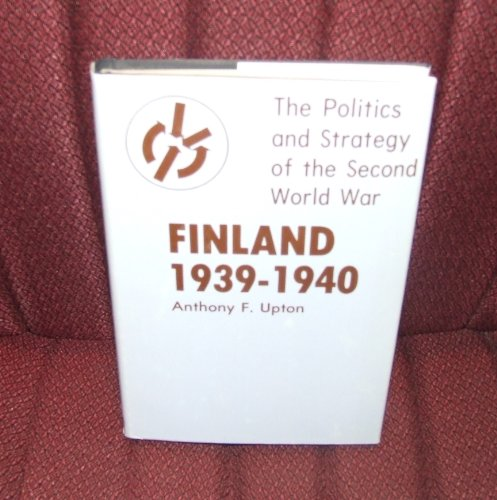 9780874131567: Finland 193940 Cl