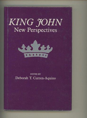 9780874133370: King John: New Perspectives