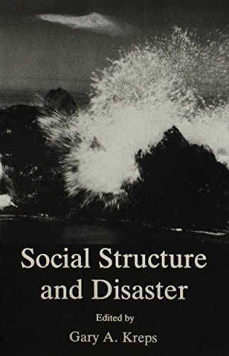 9780874133400: Social Structure and Disaster