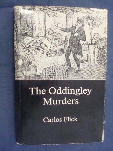 9780874134179: The Oddingley Murders