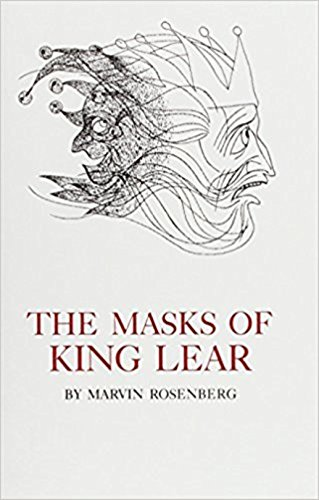 9780874134858: The Masks of King Lear