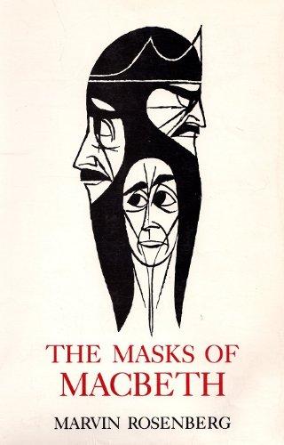 The Masks of Macbeth: Rosenberg, Marvin