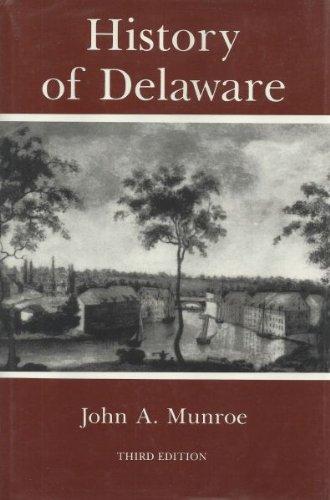 9780874134933: History of Delaware