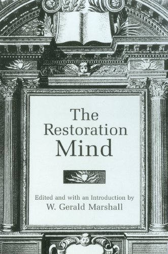The Restoration Mind (Hardback)