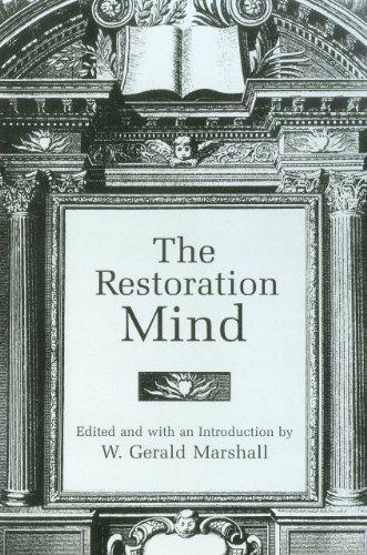 The Restoration Mind: University of Delaware Press