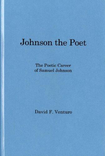 9780874136760: Johnson The Poet: The Poetic Career of Samuel Johnson