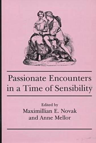 9780874137033: Passionate Encounters in a Time of Sensibility