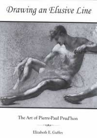 9780874137347: Drawing an Elusive Line: The Art of Pierre-Paul Prud'Hon