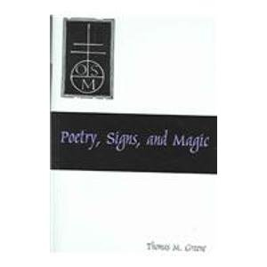 9780874138801: Poetry, Signs, And Magic