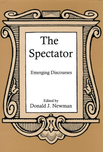 9780874139105: Spectator: Emerging Discourses