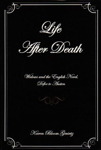 Life After Death: Widows And The English: Gevirtz, Karen Bloom