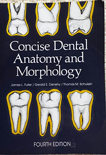 9780874141252: Concise Dental Anatomy and Morphology