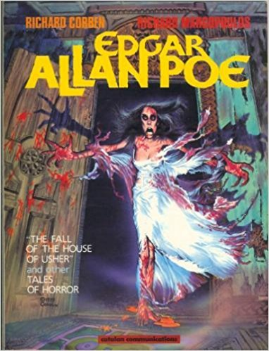 9780874160130: Edgar Allan Poe. The Fall of the House of Usher and Other Tales of Horror.