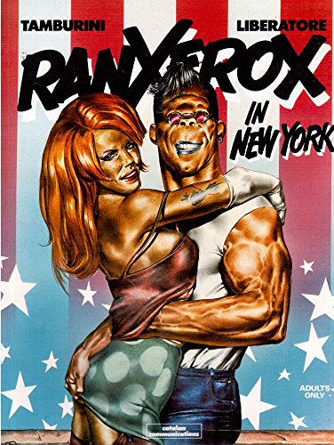 9780874160277: Ranxerox in New York