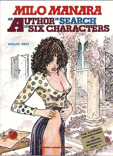 An Author in Search of Six Characters (The African Adventures of Giuseppe Bergman, Part 1)