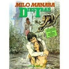 Dies Irae: The African Adventures of Giuseppe: Manara, Milo