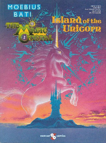 9780874160840: The Magic Crystal 2: Island of the Unicorn (No 2)