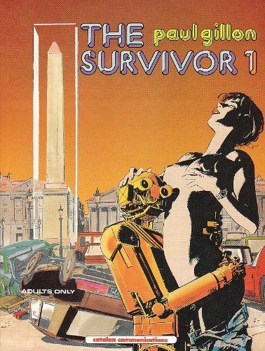 The Survivor, Set of 2 Books from this Series #1 The Survivor #2 The Heir, ADULTS ONLY