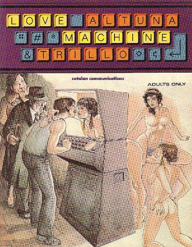 Love Machine (ADULTS ONLY)