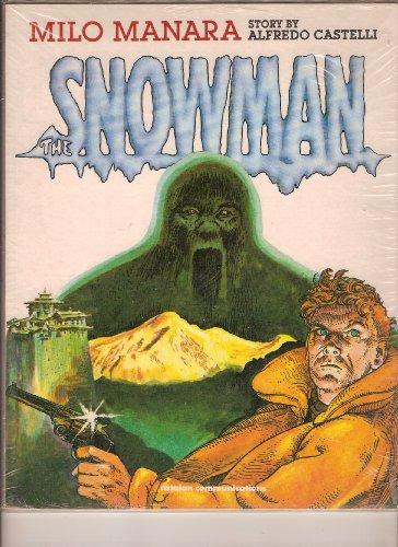 Snowman: Alfredo Castelli, Milo
