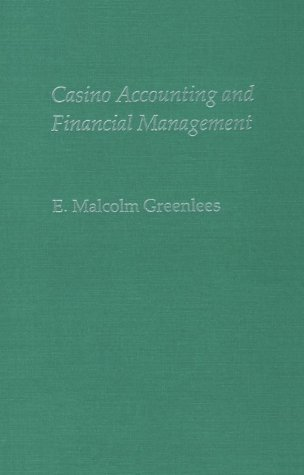 9780874171259: Casino Accounting And Financial Management
