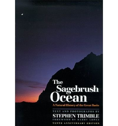 9780874171280: The Sagebrush Ocean: A Natural History of the Great Basin (Max C. Fleischmann series in Great Basin natural history)