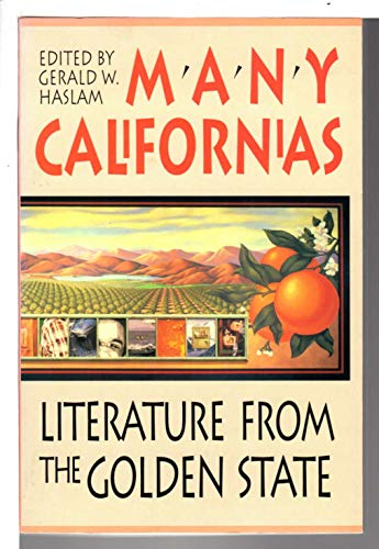 9780874171839: Many Californias: Literature from the Golden State (Western Literature Series)