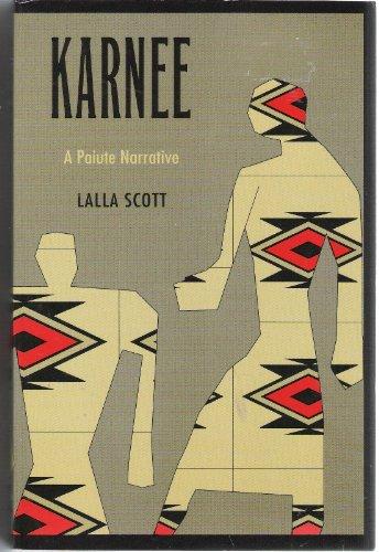 9780874171891: Karnee a Paiute Narrative