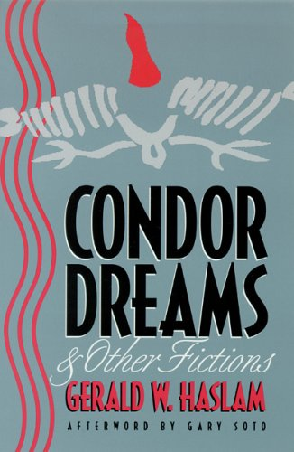 9780874172270: Condor Dreams And Other Fictions (Western Literature Series)