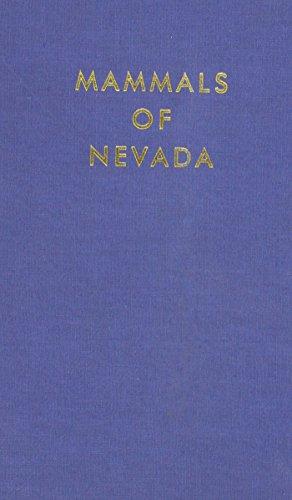 9780874172614: Mammals Of Nevada
