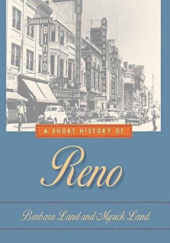 9780874172621: A Short History Of Reno
