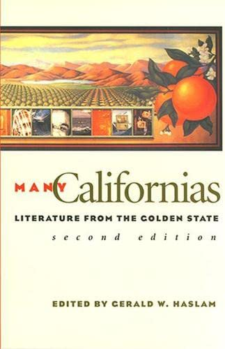 9780874173253: Many Californias: Literature from the Golden State (Western Literature Series)
