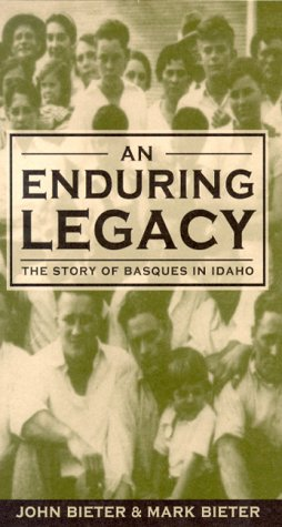 9780874173338: An Enduring Legacy : The Story of Basques in Idaho