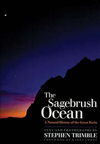 9780874173437: The Sagebrush Ocean, Tenth Anniversary Edition: A Natural History Of The Great Basin (Max C. Fleischmann Series in Great Basin Natural History.)