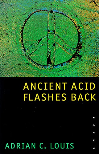 9780874173529: Ancient Acid Flashes Back: Poems (Western Literature Series)