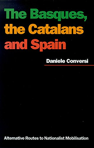 9780874173628: The Basques, The Catalans, and Spain: Alternative Routes to Nationalist Mobilisation