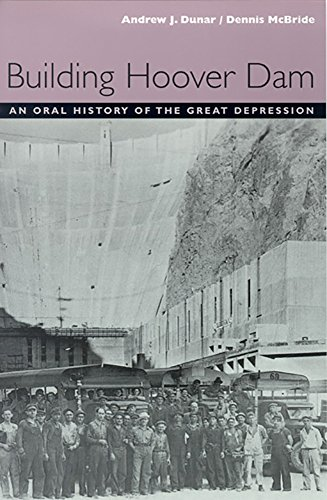 9780874174892: Building Hoover Dam: An Oral History Of The Great Depression