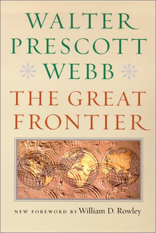 9780874175196: The Great Frontier