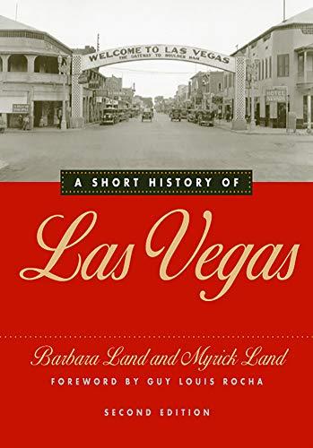 9780874175646: A Short History of Las Vegas