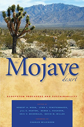 The Mojave Desert: Ecosystem Processes and Sustainability (Hardback)