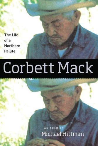 9780874179156: Corbett Mack: The Life of a Northern Paiute
