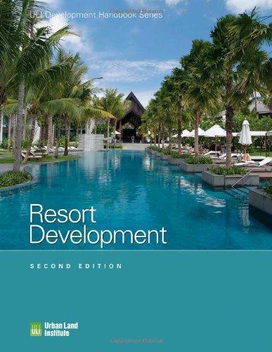 9780874200997: Resort Development (Development Handbook series)