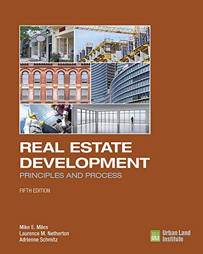 9780874203431: Real Estate Development - 5th Edition: Principles and Process