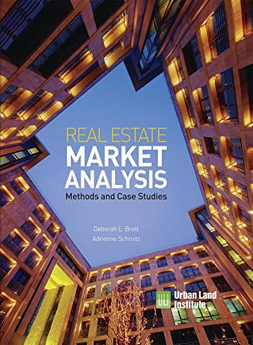 9780874203653: Real Estate Market Analysis: Methods and Case Studies, Second Edition